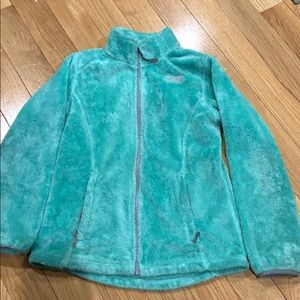 North face girls osolita jacket